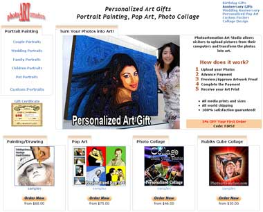 Photoartomation Art Studio Customer Certified Rating