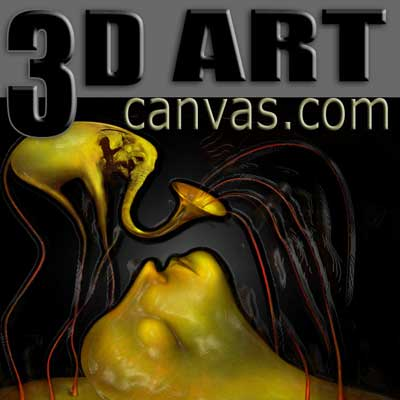 3D Photo Art Collage for Sale