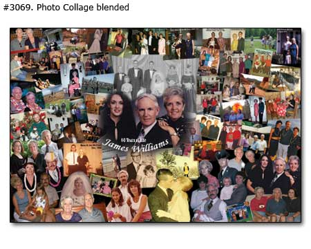 Collage Gifts For 70 Year Old Man
