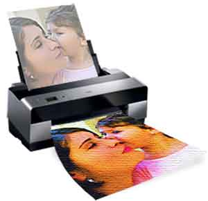 Print the Digital Art Image by your own